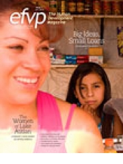 EFVP The Human Development Magazine magazine subscription