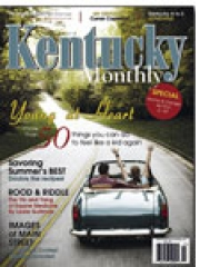 Kentucky Monthly magazine subscription