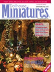 Dollhouse Minatures magazine subscription