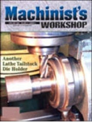 Machinist's Workshop magazine subscription