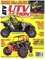 4 WHEEL ATV ACTION (UTV ACTION) magazine subscription