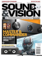 SOUND & VISION magazine subscription