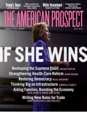 THE AMERICAN PROSPECT magazine subscription
