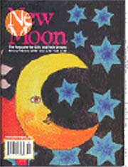 THE NEW MOON (mag for girls) magazine subscription