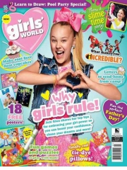 Girl's World magazine subscription