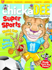 CHICKADEE magazine subscription