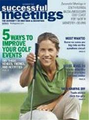 SUCCESSFUL MEETINGS magazine subscription
