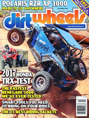 DIRT WHEELS magazine subscription