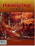 Pointing Dog Journal magazine subscription