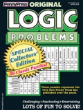Original Logic Problems magazine subscription