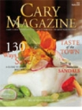 Cary Magazine-North Carolina magazine subscription