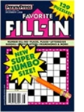 Favorite Fill-In magazine subscription
