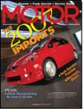 Motor Magazine magazine subscription