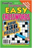Favorite Easy Crosswords magazine subscription