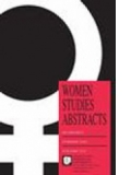Women Studies Abstracts magazine subscription