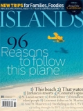 ISLANDS MAGAZINE magazine subscription