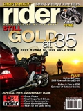 RIDER magazine subscription