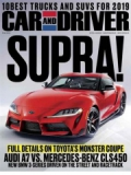 CAR & DRIVER magazine subscription