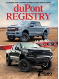 DUPONT REGISTRY FINE AUTOS magazine subscription