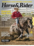 HORSE & RIDER magazine subscription