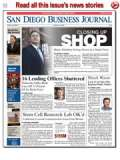 SAN DIEGO BUSINESS JOURNAL magazine subscription