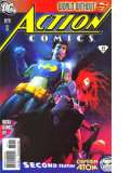 ACTION COMICS magazine subscription
